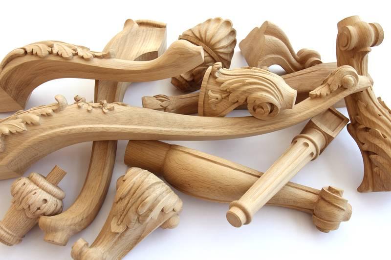 Деревянные комплектующие для изготовления мебели москва.